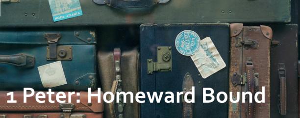 1 Peter: Homeward Bound