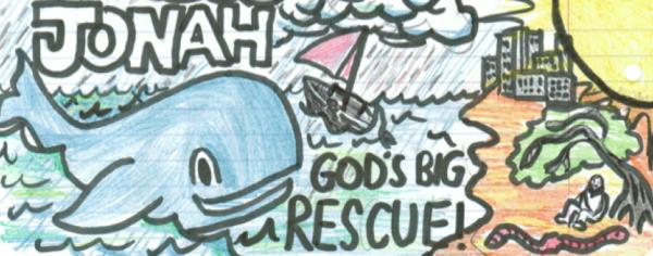 Jonah: God's Big Rescue