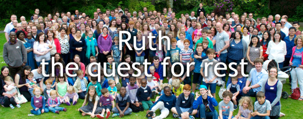 Ruth: The Quest for Rest